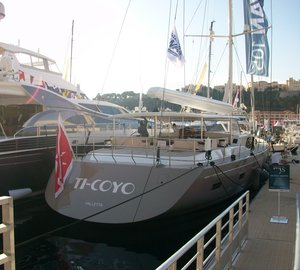 Delivery of first Swan 105 RS sailing yacht TI-COYO