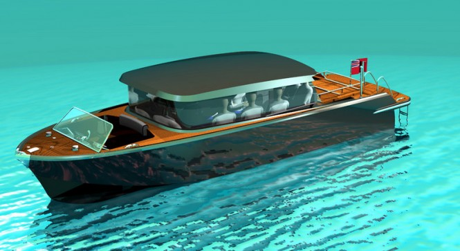 Tender Shipyard Working On New Ts80 Classic Limousine T T