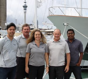 New Zealand superyacht specialist Integrated Marine Group celebrating 10 years of business