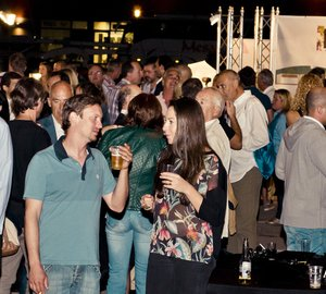 A very successful Vilanova Crew Party at Vilanova Grand Marina – Barcelona