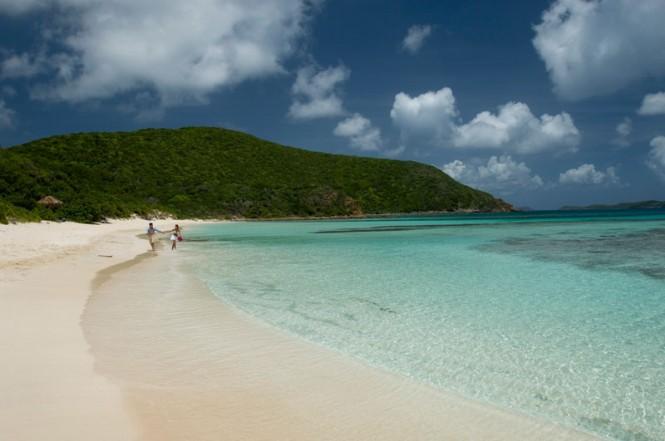 Virgin Gorda - British Virgin Islands - Photographs © BVI Tourist Board