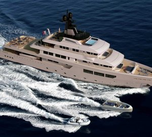 Further Shortlist Success for Hydro Tec by Sergio Cutolo S.r.l in IY&A Awards 2015 with 57m Motor Yacht Explorer