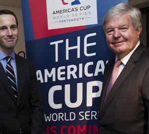 UK's Portsmouth to host two America's Cup World Series events over next two years