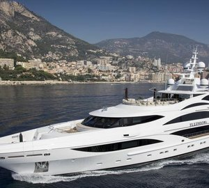 Additional images of 58m Benetti motor yacht ILLUSION V