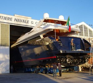 Launch of the all-new Castagnola 38 WJ ANGRA Too Yacht