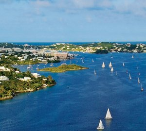 The America's Cup World Series event to be hosted by Bermuda in 2015