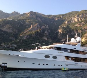 Operation Cruise – A not-for-profit charitable program founded by Owner of motor yacht ONE MORE TOY Gary Markel