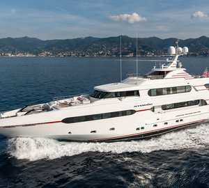 Three new superyacht projects signed by Sunrise Yachts at FLIBS 2014