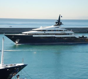 Oceanco participated in the Fort Lauderdale Boat Show 2014