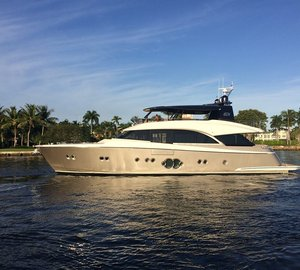 Latest photos of Monte Carlo Yachts 86 motor yacht NEVER SAY NEVER