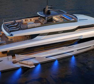 Sale of Mangusta Oceano 42 Yacht announced by Overmarine Group