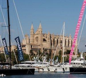 Palma Superyacht Show 2015, April 30 – May 4