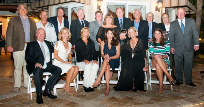 SeaKeepers Founders Dinner 2014 Honoring Discovery Yacht Members