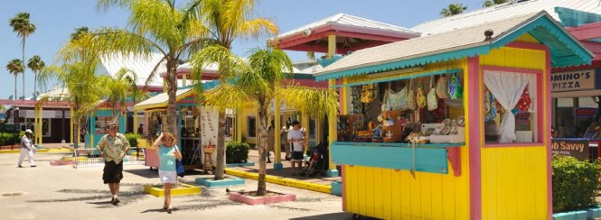 Shopping on The Bahamas - Copyright © The Islands Of The Bahamas