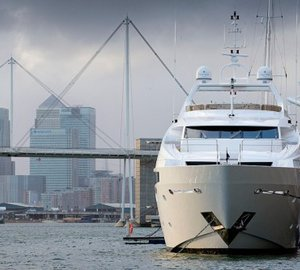 Luxury yachts by Sunseeker to be displayed at London Boat Show 2015