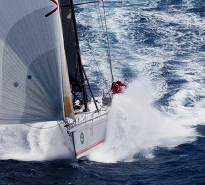 Two targets for supermaxi yacht WILD OATS XI over next nine months