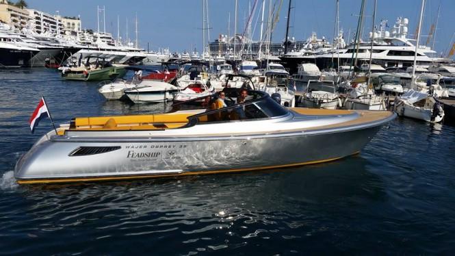 Wajer & Wajer Yacht Tender - Image courtesy of Feadship