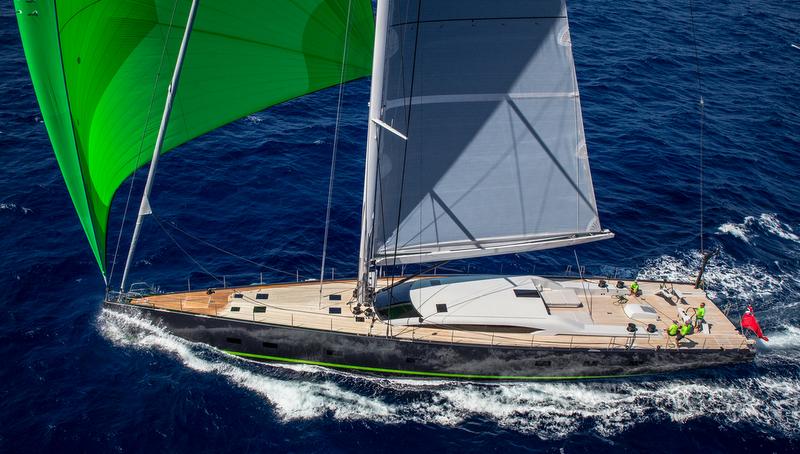 WinWin Yacht - Photo by Jesus Renedo