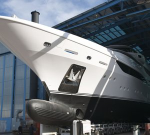 Benetti announces launch of 60m superyacht FORMOSA (hull FB255)