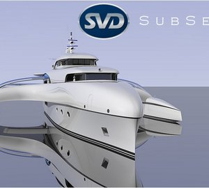69m trimaran motor yacht Project SUBSEE by Sylvain Viau Design (SVDesign)