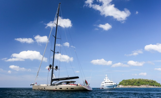 Asia Superyacht Rendezvous 2014 - Photo credit to Asia Superyacht Rendezvous