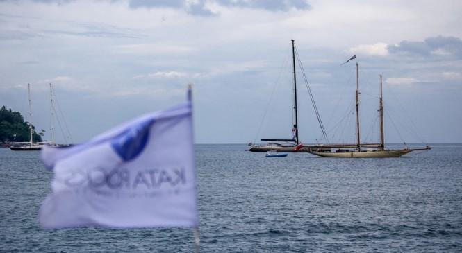 Asia Superyacht Rendezvous 2014 hosted by Kata Rock - a fabulous Phuket yacht charter destination