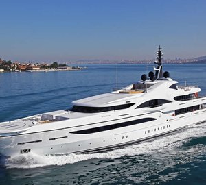 New Owner for Turkish super yacht builder Proteksan Turquoise