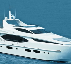 IAG Yachts to attend 1st China (Zhuhai) International Boat Show with Electra 100' Yacht on display