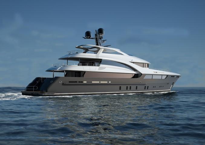 Luxury motor yacht SARP46 by Sarp Yacht
