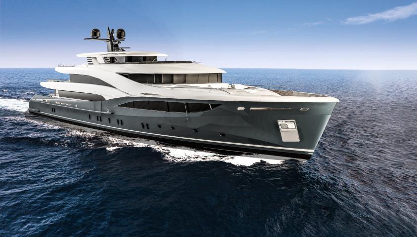 Luxury motor yacht SARP58 by Sarp Yacht