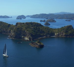 New Zealand coastline opened for increased superyacht chartering