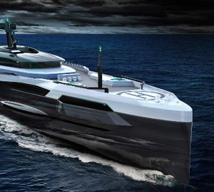 New motor yacht M60 Motion Pulse concept by CentroStile unveiled at METS 2014