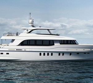 Mulder 94 Voyager motor yacht Project FIREFLY among IY&A Awards 2015 Finalists