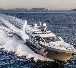 New motor yacht Numarine 70 Flybridge