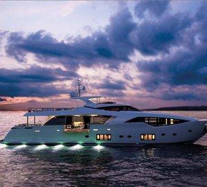 Ferretti Custom Line presents new motor yacht Custom Line 108'