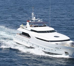 Phuket Yacht Show 2015 to feature newly refitted 34m Moonen motor yacht AZUL A