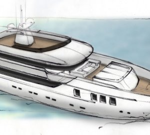 New Otam SD35 motor yacht Hull #1 sold