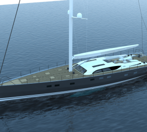 Further Shortlist Success for Sarp Yacht in IY&A Awards 2015 with SAILING 30.30m Yacht Concept