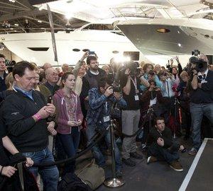 Sir Ben Ainslie to participate in 2015 CWM FX London Boat Show