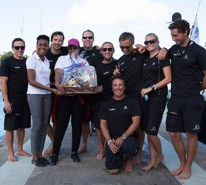 Line Honours Victory for Baltic 78 sailing yacht LUPA OF LONDON at RORC Transatlantic Race 2014