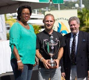 RORC Transatlantic Race 2014 Prizegiving