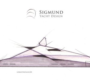 Five new superyacht concepts to be unveiled by Sigmund Yacht Design in 2015