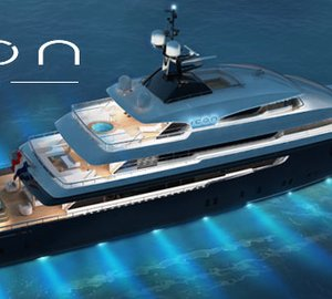 68m Motor Yacht ICON Winner of the 15th Annual Chef Competition at Antigua Charter Yacht Show 2014