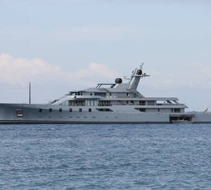 Photo of 85m Lurssen motor yacht PACIFIC (ex Josi)
