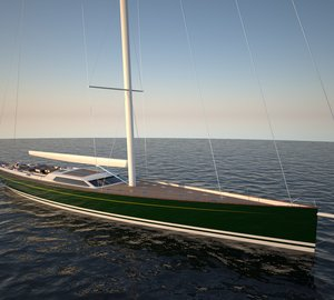 Baltic Yachts chooses Rondal for Baltic 175 sailing yacht PINK GIN VI