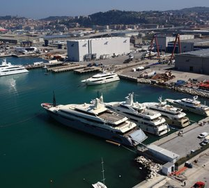 New Industrial Re-launch Plan for 2015-2019 presented by CRN Yachts