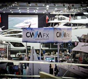 A very successful CWM FX London Boat Show 2015
