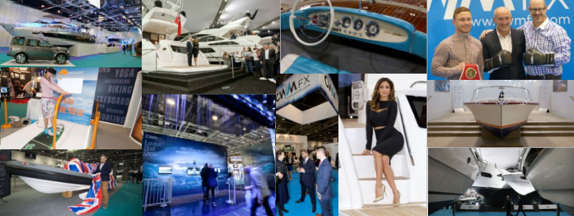 CWM FX London Boat Show 2015