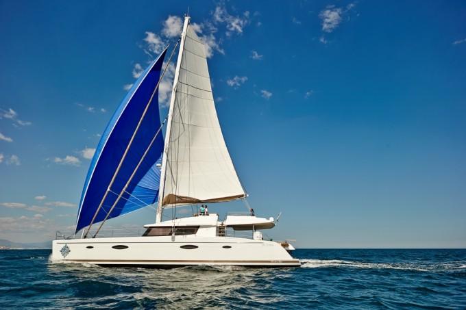 Catamran yacht LIR