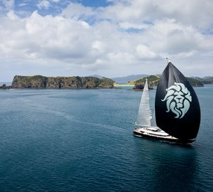 NZ Millennium Cup 2015: Sailing yacht SILENCIO wins for the second day in a row